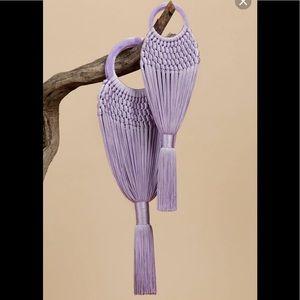Authentic Cult Gaia - Lavender Angelou Bag—NWT